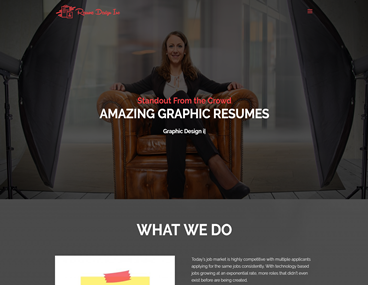 Resume Design Services