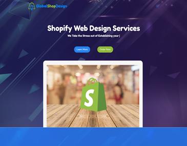 Shopify Web Design Services